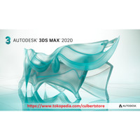 Autodesk 3ds Max 2020 include Flashdisk 16GB