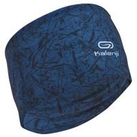 Bandana ikat kepala multi fungsi running multi purpose headband black