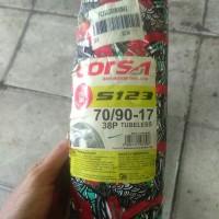 Ban Luar Tubles Corsair 70/90-17