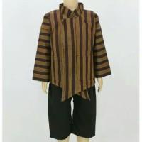Setelan Surjan ANAK+Celana/Baju Anak Adat Solo Jogja