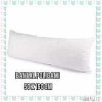 Bantal cinta super besar (poligami) kualitas premium, silikon fiber