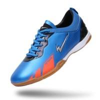 Best Sepatu Eagle Barracuda - Futsal Shoes - Citroen Black, 37