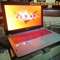 Asus Slim Monster Gaming ROG GL502VM w/ GTX 1060 6 GB