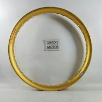 Velg Almini TDR U Shape Warna Gold Ukuran 140 Ring 17