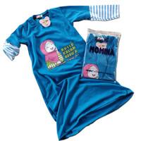 Baju Gamis Anak - Kaos Lebaran Anak Perempuan Lucu Random Warna