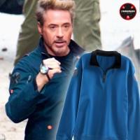 Marvel Avengers Endgame Iron Man Tony Stark SHIELD Shirt
