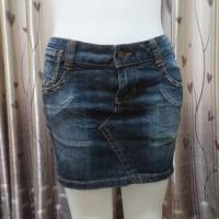 Rok mini Jeans Anak & Remaja *PL grade A 💕 kode N