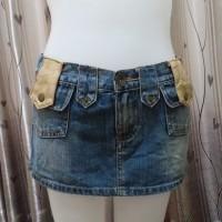 Rok mini Jeans Anak & Remaja *PL grade A 💕 kode K