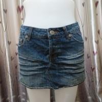 Rok mini Jeans Anak & Remaja *PL grade A 💕 kode J