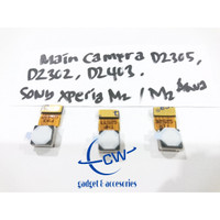 Main Camera / Big Camera D2302 D2305 D2403 Sony Xperia M2 Dual Single