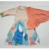 Baju muslim anak wanita lebaran 2019