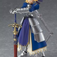 Action Figure Figma Fate Stay Night Arturia Pendragon Saber Excalibur