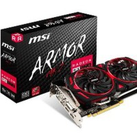 PALING LARIS MSI Radeon RX 570 8GB DDR5 Armor MK2 8G OC 356Hw Limited
