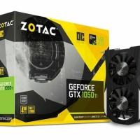 BIG SALE Zotac GeForce GTX 1050 Ti 4GB DDR5 OC Series 920Hw Murah
