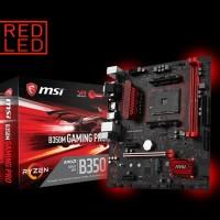 SALE MSI B350M Gaming PRO AMD B350 AM4 DDR4 Support Ryzen 1470Hw Murah