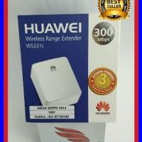 BIG SALE Huawei wifi range extender repeater WS331C garans 1310Nw Mura