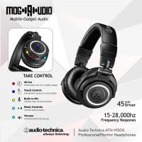 Audio Technica ATH M50X BT / ATH-M50XBT Headphones Wireless Over-Ear