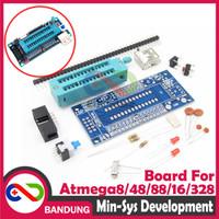 [CNC] AVR ISP MINIMUM SYSTEM DEVELOPMENT BOARD FOR ATMEGA8 ATMEGA328