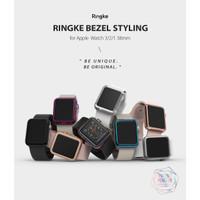RINGKE BEZEL STYLING APPLE WATCH 38MM CASE COVER SERI 3 SERI 2 SERI 1