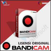 Lisensi Key BANDICAM ORIGINAL - LIFETIME