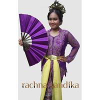 Baju Kostum Tari Bajidor Kahot Ketuk Tilu Pemayang Jaipong Vers Kebaya