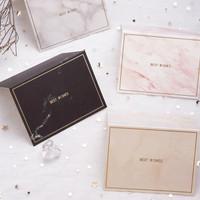 Kartu Ucapan Terima kasih ulang tahun Lebaran blank card