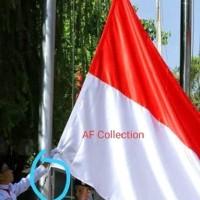 Bendera Merah Putih 120 cm x 180 cm Satin