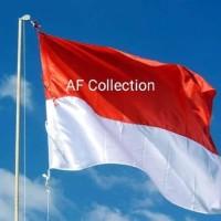 Bendera Merah Putih 150 cm x 225 cm Satin