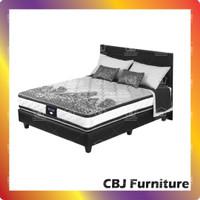 Comforta Neo Star / Super Star 200x200 Kasur Spring Bed Full Set