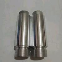 sambungan shock 10 cm peninggi shock depan 10 cm vixion cb150 megapro