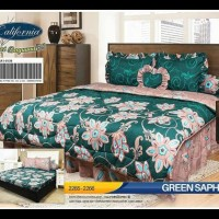 Bed Cover Set California / My Love King 180X200 / Badcover - Bc Aneta