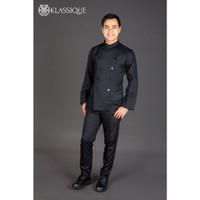 Baju Koki - Azel (Chef Jacket) - Putih