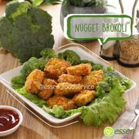 Nugget Sehat Essen Chicken Broccoli Cheese Halal No MSG 200gr