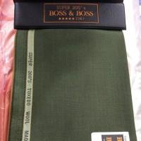 kain/bahan celana wool SUPER 200's BOSS & BOSS