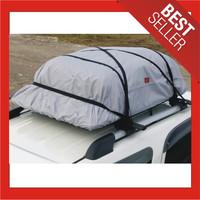 Tali Webing Roof Bag Rack Cover / Tali Webing Cover Bagasi Atas Mobil