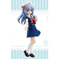 FuRyu Chino Kafuu Sailor Ver Figure - Is the order a rabbit??