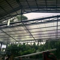 Inviclear Atap Fiber Transparent Fiber Led 1,2mm
