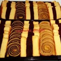 Kue Tampah Nampah Bolu Surabaya, Lapis Legit isi 40 pcs Halal