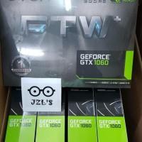 good item terbaru EVGA GTX 1060 FTW+ Gaming 3GB 6367KR