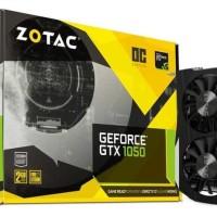 good item terbaru Zotac GeForce GTX 1050 2GB DDR5 OC Series - Dual Fan