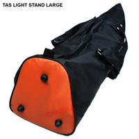 Tas Lightstand bag Light stand carrybag stand background besar