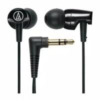 Audio-Technica ATH-CLR100 IS - Black Earphone