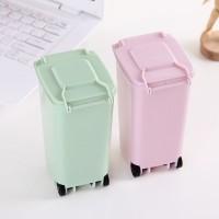 Terlaris Mini Desk Sampah Tempat Sampah Recycle Storage Pen