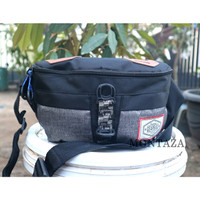 Tas Waist Bag Montaza Fanny Pack Slingbag Waistbag Gear Bag Selempang