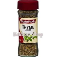 Masterfoods Thyme Leaves 10gr | Herbs & Spices | MasterFood