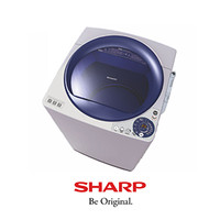 Sharp mesin cuci top loading ESM906 kapasitas 9 kg