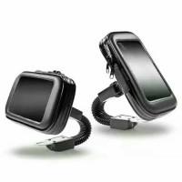 Holder Motor Spion Waterproof Anti Air Bracket HP GPS Spion