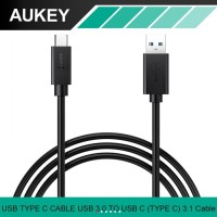 AUKEY USB 3 0 CABLE KABEL TYPE C Tipe Fast Quick Charger Data Xiaomi