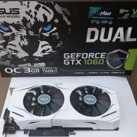 good item terbaru ASUS GTX 1060 DUAL OC 3GB GDDR5