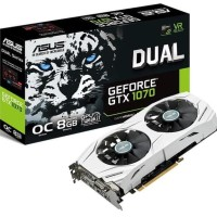 good item terbaru ASUS GeForce GTX 1070 DUAL OC 8GB DDR5 GARANSI 3 THN